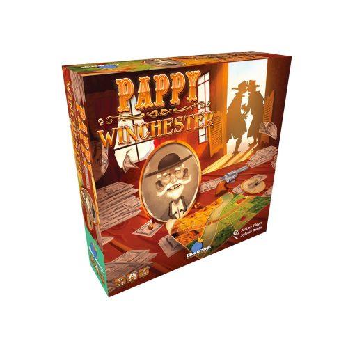Pappy Winchester társasjáték