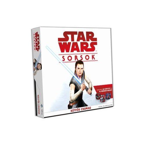 Star Wars Sorsok: 2-személyes kezdőcsomag társasjáték