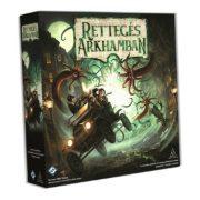 Rettegés Arkhamban 3. kiadás társasjáték