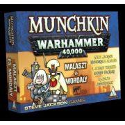 Munchkin Warhammer 40.000 - Malaszt és mordály társasjáték