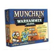 Munchkin Warhammer 40.000 - Vadak és varázslók társasjáték