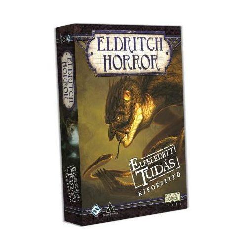 Eldritch Horror: Elfeledett tudás kiegészítő társasjáték