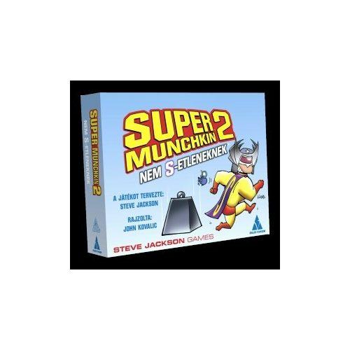 Super Munchkin 2 - Nem S-etlenek társasjáték