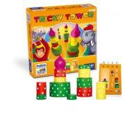 Tricky Tower logikai fejlesztő játék