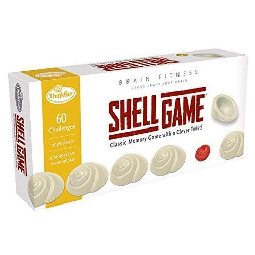 Shell Game - Brain Fitness logikai játék