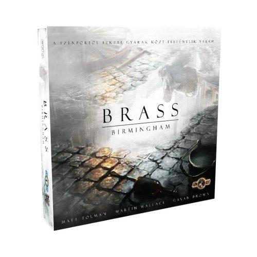 Brass: Birmingham stratégiai társasjáték (magyar kiadás)