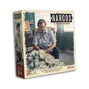 Narcos (magyar kiadás) gémer stratégiai társasjáték