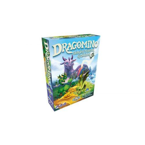 Dragomino: Sárkánytojások nyomában