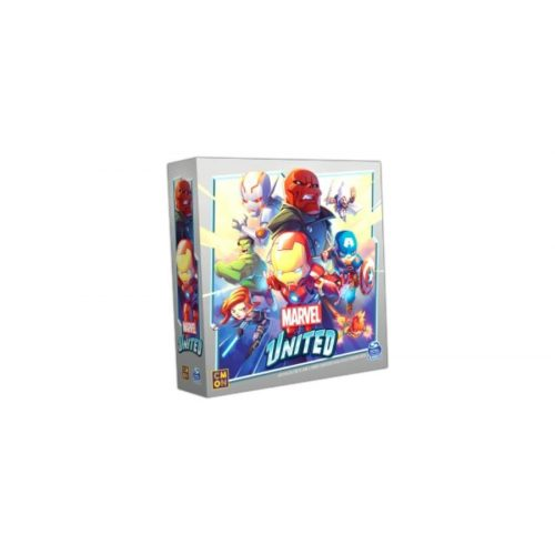 Marvel United – Magyar kiadás társasjáték