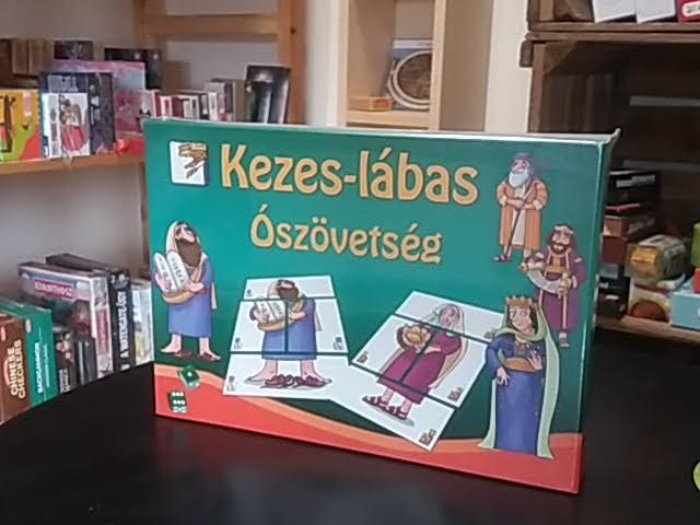 Bibliai játékok a játékos tanulásért!