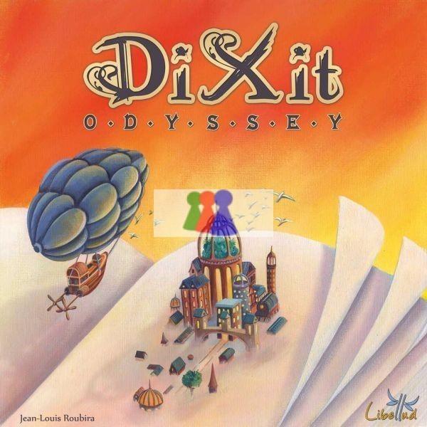 Dixit Odyssey - magyar kiadás társasjáték Asmodee