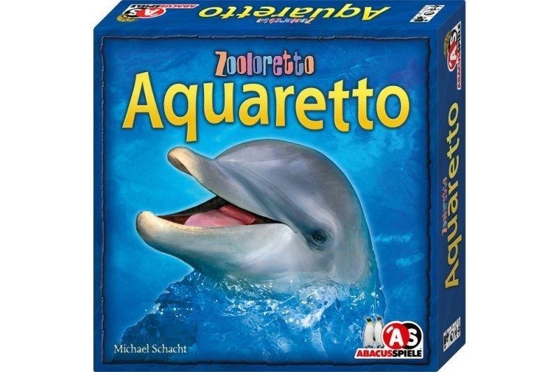 Aquaretto társasjáték Abacusspiele