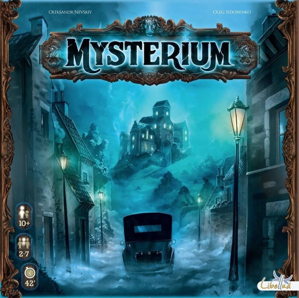Mysterium társasjáték Asmodee