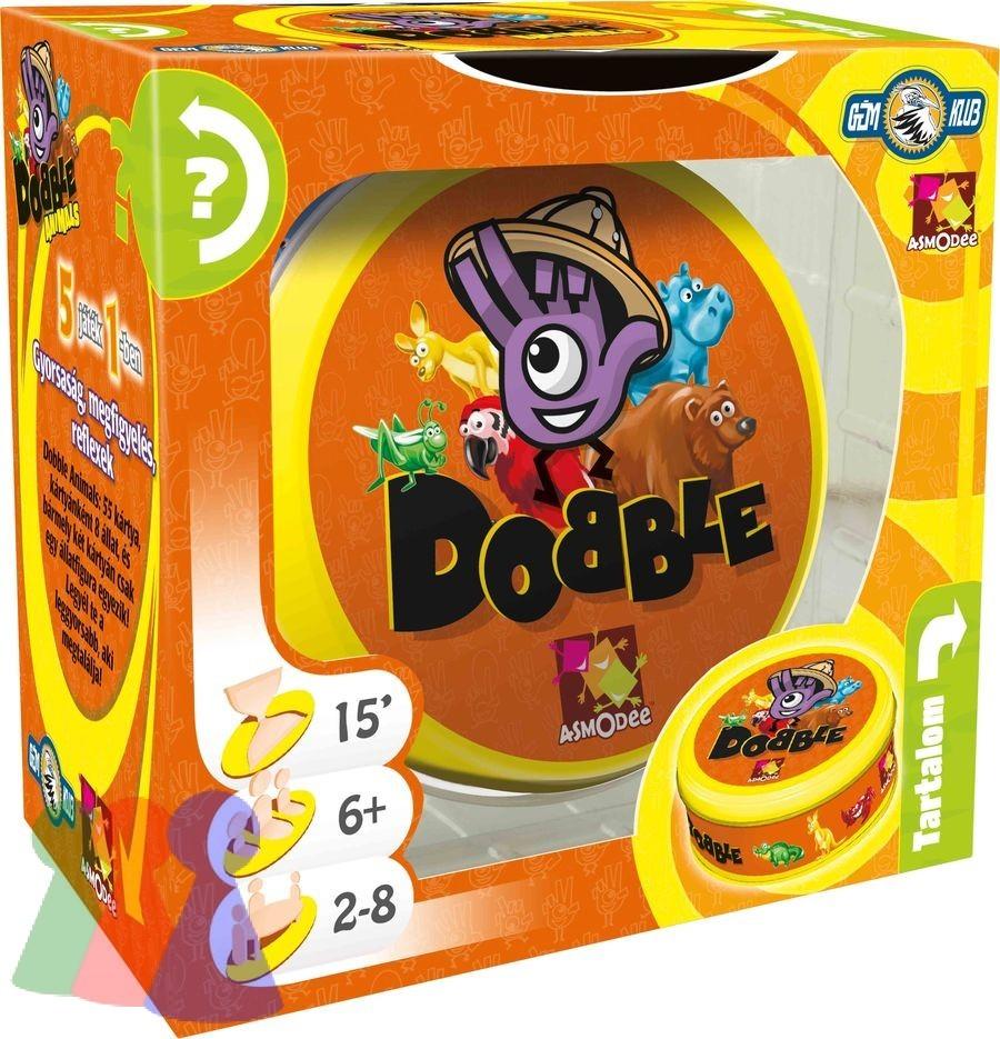 Dobble Animals kártyajáték Asmodee